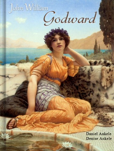 John William Godward: 115+ Neo-Classical Paintings - - Painter William Daniels