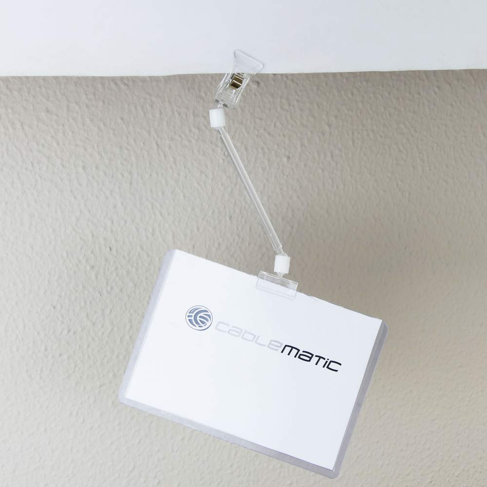 PrimeMatik - Soporte de metacrilato para un cartel o anuncio ...