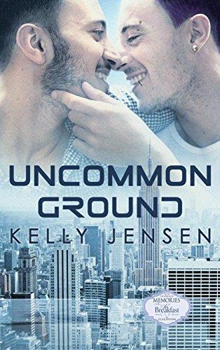 Uncommon Ground (Aliens in New York Book 1)