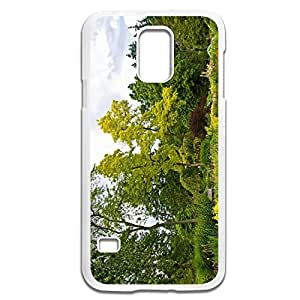 Samsung Galaxy S5 Cases Park Design Hard Back Cover Shell Desgined By RRG2G