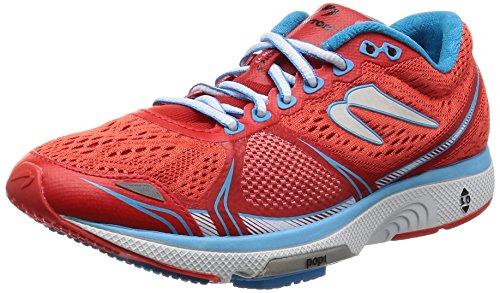 NEWTON Running Women's Motion V Red/Blue Sneaker (7)