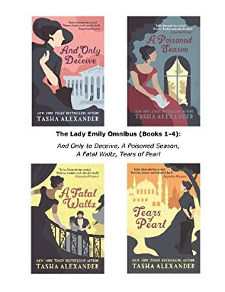 book cover of The Lady Emily Omnibus Books 1-4