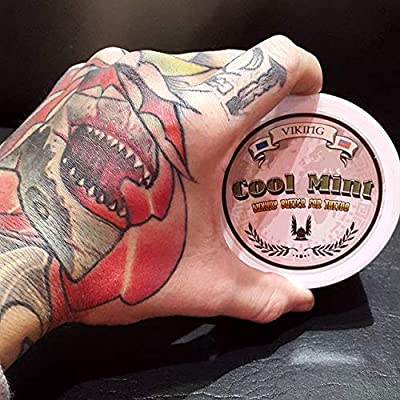 COOL MINT Tattoo Cream - Tattoo Butter ANTES Y DURANTE EL TATUAJE ...
