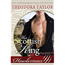 Her Scottish King (Howls Romance): Loving World (Scottish Wolves Book 2)