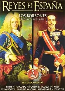 Box Reyes de españa:Borbones [DVD]: Amazon.es: Cine y Series TV