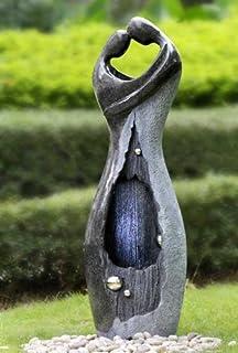 Wasserspiel Brunnen La Sculptura: Amazon.de: Küche & Haushalt