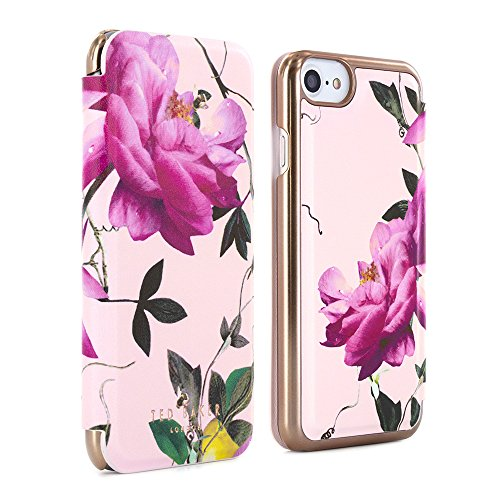 Official TED BAKER AW16 iPhone 8   7 Case - Luxury Folio Case   Cover in e76b77ea39