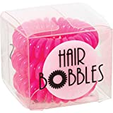ForPro Hair Bobbles, Pink Flamingo, 3 Count