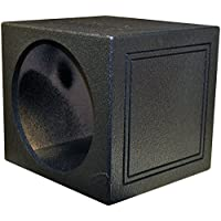 NEW! Q-POWER QBOMB 15 Sealed Car Subwoofer Sub Box Enclosure | QBOMB15S Single