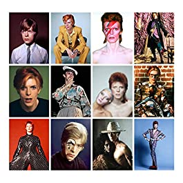 Calendrier 2020 David Bowie Music Vintage Photo