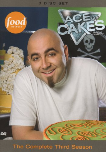 - Ace Of Cakes - The Complete Third Season
