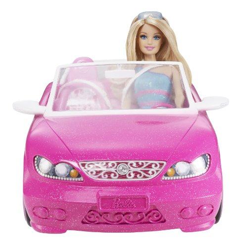 Barbie Glam Convertible - Buy Online In UAE.