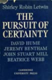 Pursuit of Certainty, Letwin, 0521055415
