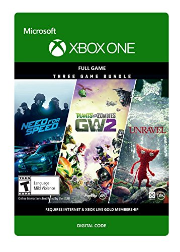 EA Family Bundle - Xbox One [Digital Code] by Electronic Arts