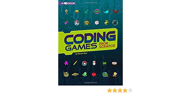 Coding Games from Scratch 4D an Augmented Reading Experience