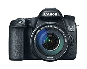 Canon 70D Bundle by CANU9