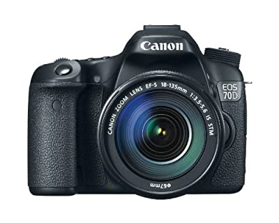 Canon 70D Bundle from CANU9