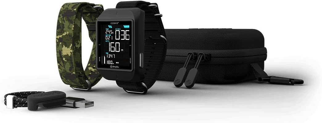 Deepblu Cosmiq + Watch Computer