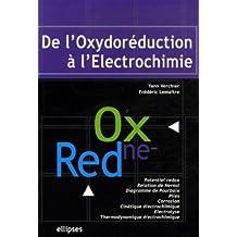 De l'Oxydoreduction a l'Electrochimie