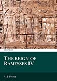 img - for The Reign of Ramesses IV (Aris and Phillips Classical Texts) book / textbook / text book