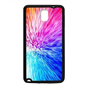 Artistic aesthetic fire and sea fashion phone case for samsung galaxy note3