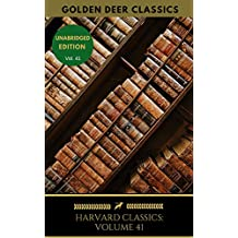 Harvard Classics Volume 41: English Poetry 2: Collins To Fitzgerald