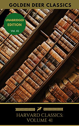 (Harvard Classics Volume 41: English Poetry 2: Collins To)