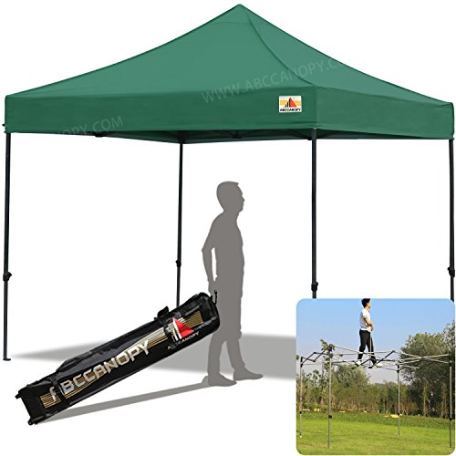 ABCCANOPY 3x3 Pop up Gazebo Instant Canopy Commercial Outdoor Canopy with...