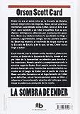 La sombra de ender / Ender's Shadow (Spanish Edition)