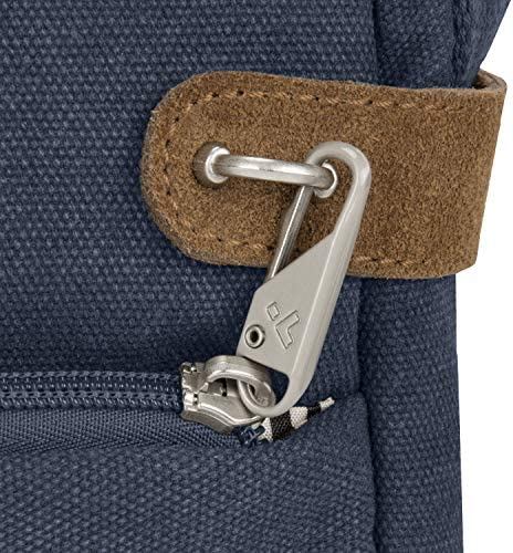 Travelon Anti-theft Heritage Crossbody Bag, Indigo