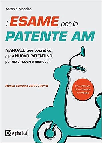 Manuale Patentino Ciclomotore Pdf