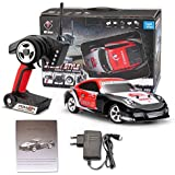 BaSeng Remote Control Car High Speed Racing Car 2.4G 4WD Brushed RC Car Drift Car for Adults Kids Boys Girls