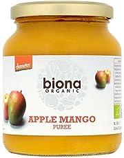 Biona Organic Apple Mango Puree 360g