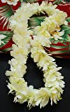 ALF_ISS Hawaiian Hawaii Silk Flower Lei Luau Party Hula Wedding