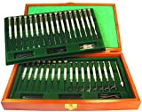 Moody Tools 73-0299 Chromium Vanadium Steel Screwdriver Set, 67-Piece