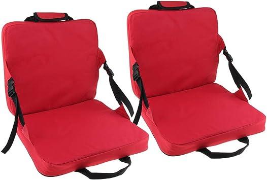 Amazon.com: SM SunniMix 2 x cojín portátil para asiento de ...