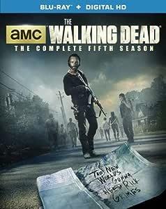 The Walking Dead: Season 5 [Blu-ray]