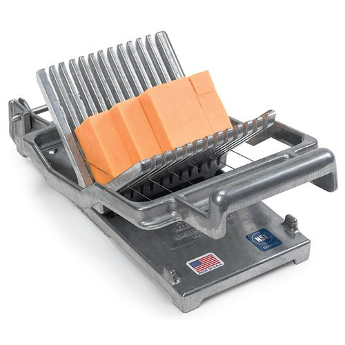 Nemco N55300A-1 Cheese Slicer and Cuber, 3/8