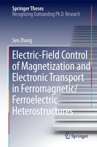 Electric-Field Control of Magnetization and Electronic Transport in Ferromagnetic/Ferroelectric Heterostructures (Spring