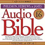 Audio Bible, Vol 16: Philemon, Hebrews, James |  Flowerpot Press