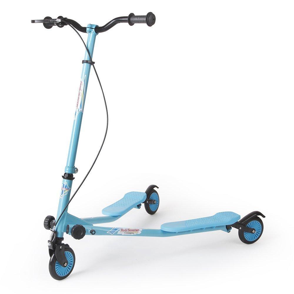 Amazon.com: AODI - Patinete con tres ruedas de equilibrio ...