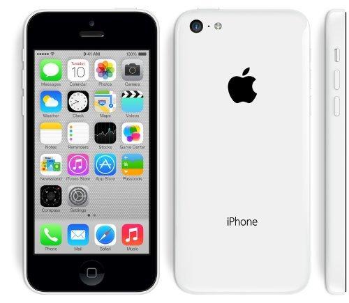 Apple iPhone 5c 32GB - Factory Unlocked - White