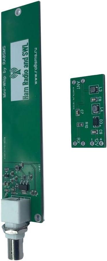 Alician Antena activa Mini-Whip 10 kHz - 30 MHz Herramientas ...