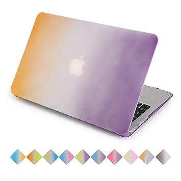 golp de MacBook/metal Serie Mate, escarchado seidenmatten ...