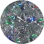 Colorful-Fiber-Optic-Silver-Artificial-Christmas-Tree-32-inch-with-Stand-Perfect-for-Small-Spaces-or-Tables