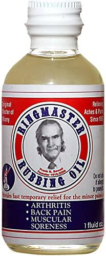 Pain Relief Since 1950 Made in USA for Arthritis, Rheumatism, Gout, Muscular Joint Soreness (1 oz)