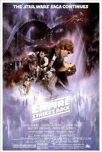 Buyartforless Star Wars The Empire Strikes Back 36x24 Movie
