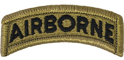 Airborne Tab with Velcro / Hook Fastener (MULTICAM (OCP))
