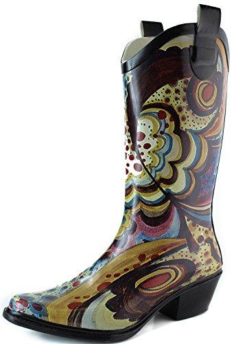 natures breeze rain boots - 2
