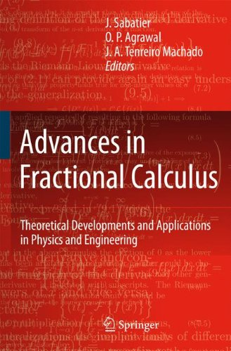 Advances in Fractional Calculus: Theoretical Developments and Applications in Physics and Engineering